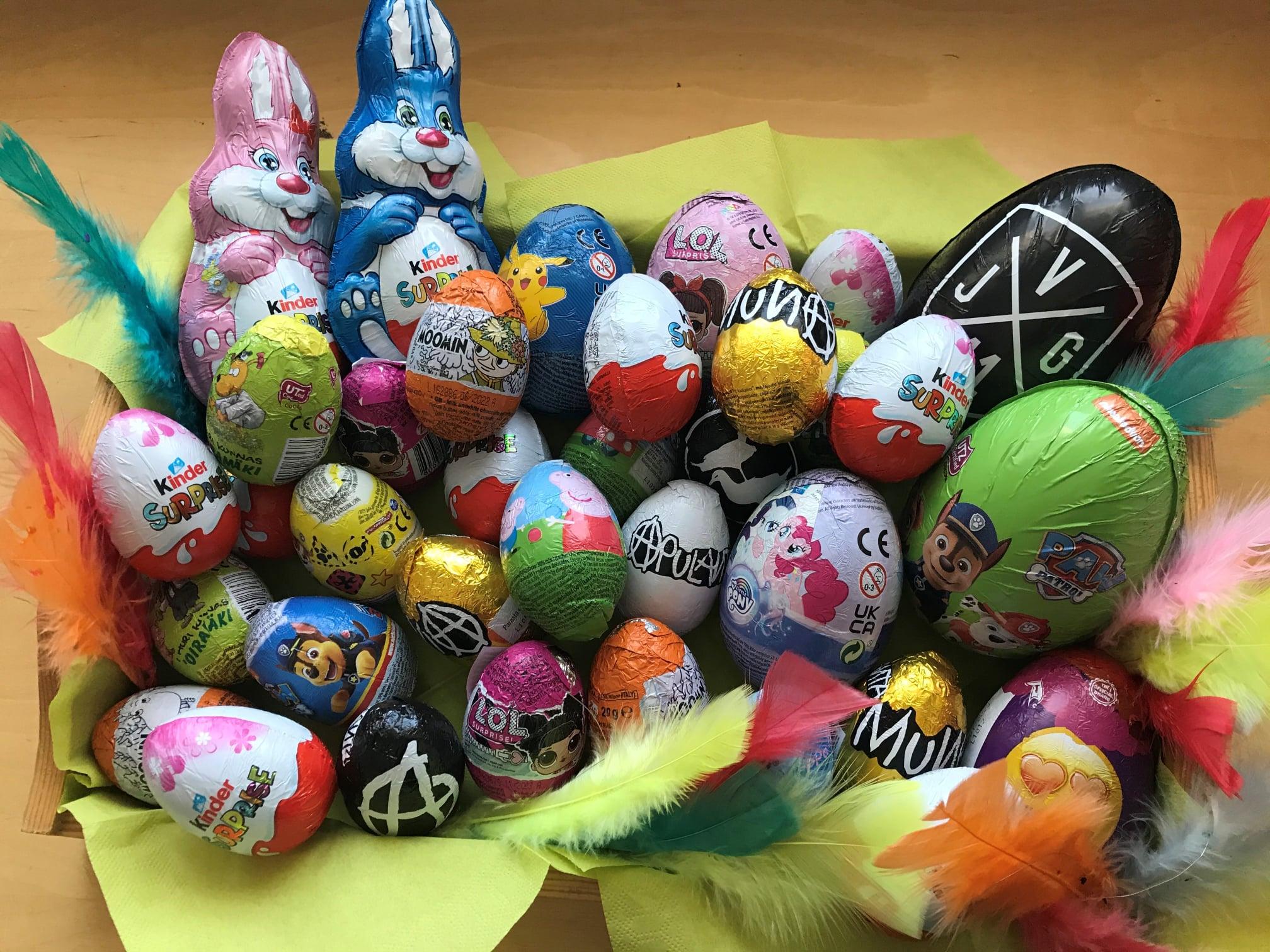 Ota varaslähtö pääsiäiseen ja lähde luontoon etsimään pääsiäismunia!